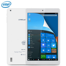 Teclast X80 Pro Tablets Windows 10 + Android 5.1 Dual Camer Intel Atom X5 Z8300 2G RAM 32GB ROM 8 inch IPS 1920 x 1200 Tablet PC