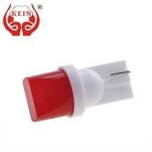Buy KEIN 10PCS 3D auto car LED Bulb W5W T10 194 2825 Door light License Plate Interior Panel Dome Bulb Reading Signal Lamp 12v white for $2.19 in AliExpress store