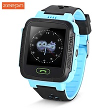 Zeepin Y21 Smart Baby Watch phone 1.44inch LCD Display with GPS SOS Emergency Support Micro SIM Card for Android iOS(China)