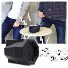 Touch Speaker Resonance Speaker Smart Phone Wireless Connection Speaker NFC for Boom Box mini speaker