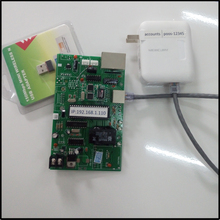 LED DISPLAY IP CONTROL CARD WITH WIRELESS USE FOR LED GAS PRICE(China)
