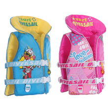 New Swimming Boys Girls Child Kids Swimming Kayak Canoe Sailing Vest Buoyancy Aid Life Jacket