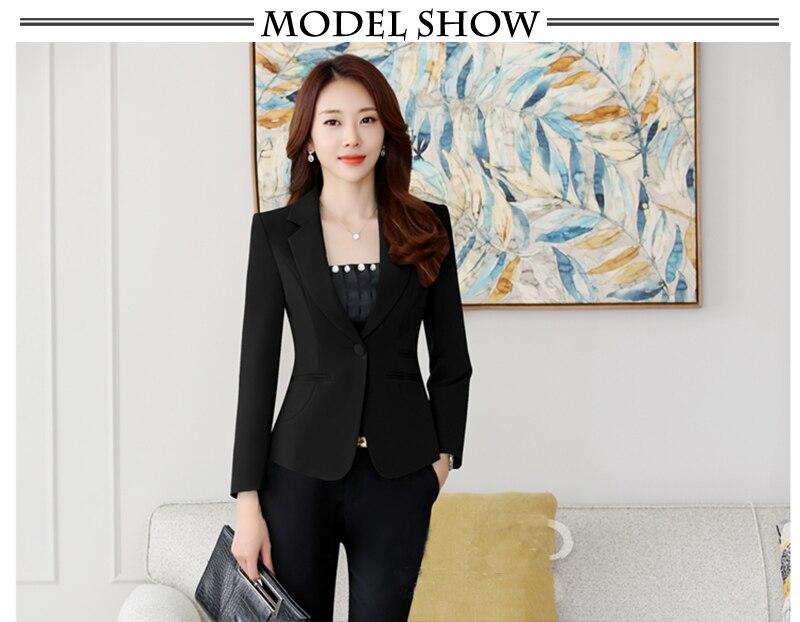 Women Blazer Slim (7)
