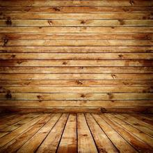 triaxial space wood floor photography backdrops pine plank studio background advertisement photography backdrop D-7581(China)