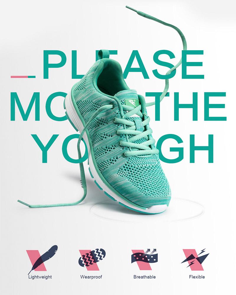 running shoes women sneakers women sport shoes women FANDEI 17 breathable free run zapatillas deporte mujer sneakers for girls 10