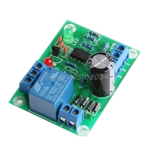 1Pc Liquid Level Controller Module Water Level Detection Sensor 9V-12V AC/DC #S018Y# High Quality
