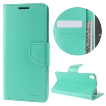 Buy MERCURY GOOSPERY Cover Sony Xperia XA / XA Dual Cover Bag Leather Wallet Case Sony Xperia XA Case for $6.79 in AliExpress store