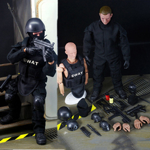 Collection 1/6 SWAT SDU SEALs Uniform Military Army Combat Game Toys Soldier Set with Retail Box Action Figure hot Model toys(China)