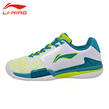 LI-NING Men Professional Tennis Shoes Li Ning Anti-Slippery Balancing Sneakers Lace Up Support  Shoes  Male