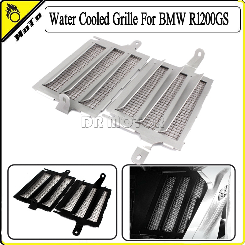 2017 New Arrival Stainless Steel Motorcycle Radiator Guard For BMW R1200GS 2013 2014 2015 2016, R1200GS Adventure LC 2014-2016<br><br>Aliexpress
