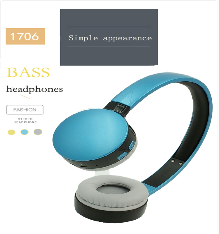 Hisonic Bluetooth Headset Wireless Headphones Stereo Sport Earphone Microphone Gaming Cordless Auriculares Audifonos 4