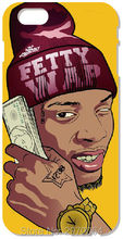 Printed Fetty Wap Phone Cover For iphone 4 4S 5 5S SE 5C 6 6S 7 Plus For iPod Touch 4 5 6 For Nokia Lumia 520 630 930 Case