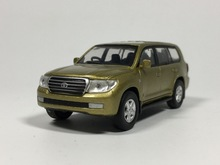 TOYOTA MiniCar Collection - kyosho 1:64 Toyata Land Cruiser Diecasts model car