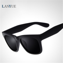cheap Wear comfortable metal UV400 HD driving 2017 LANYUE brand male glasses accessories fashion summer outdoor eyepiece anti-UV