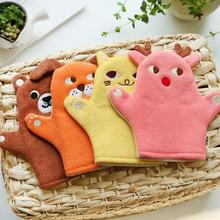 Buy Cute Children Bath Brush Cartoon shape infant Bath Sponge Kids Shower Product Baby body cleaning Bath Towel gloves Gift D3 for $2.30 in AliExpress store