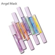ANGEL MASK Brand Eye Shadow Light Shimmer Satin Matte Eyeshadow Pallete Pigment Eyes Makeup Palette Maquiagem Cosmetics(China)