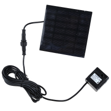 EWS SOLAR WATER PUMP FOR FOUNTAIN GARDEN POND