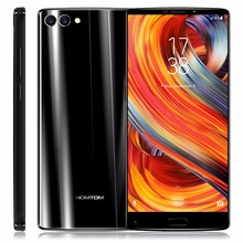 "HOMTOM S9 Plus 5.99"" Tri-bezelless 18:9 HD+ Full Display Cell phone MT6750T Octa Core 4G RAM 64G ROM Dual Back Cam Mobile Phone(China)"