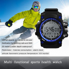 Newest Cheap Smart Watch Sports Bluetooth phoneWatch with 30 Meter Diving Waterproof Smartwatch for Samsung Huawei Sony phones