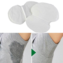 12Pc Womens Mens Summer Disposable Underarm Armpit Sweat Pads Absorbing Anti Perspiration Deodorant New Good Quality(China)