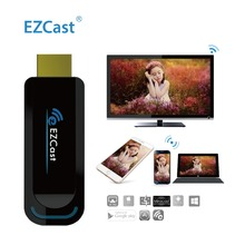 EZCast 2.4G 1080P OTA TV Stick Support Miracast DNLA Airplay Wireless Dongle HDMI Display to Monitor Screen Projector Computer(China)