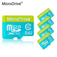 Microdrive Micro SD Card 8GB 16GB 32GB 64GB 128GB Flash Memory Device Card Flash Memory card for Smartphone