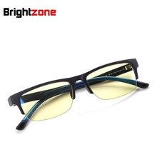 2017 New Pattern Premium Anti-slip Silicone Defence Computer Radiation Blue Light Filter Gaming Eye Comfort Glasses Frame
