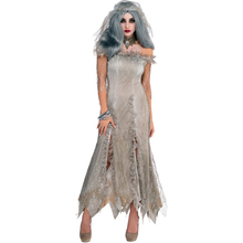 New Hot Sexy Ghost bride Costume For Women Adult Halloween Costume Halloween Party Cosplay Costume Fancy Dress W531808