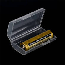 1 Pieces Accumulator Battery Storage Box Hard Bag for AA Digital Camera Flash Light SB800 SB900 580EX Battery Plastic Case