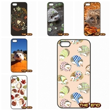 Love Cute Pretty Hedgehogs Amazing Cell Phone Case Cover For iPhone 4 4S 5 5C SE 6 6S 7 Plus Galaxy J5 A5 A3 S5 S7 S6 Edge