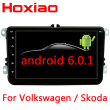 Android5.1.1 For Volkswagen Skoda VW GOLF POLO PASSAT CC JETTA TIGUAN TOURAN SCIROCCO T5 Wifi Quad Core 2 Din Car radio GPS DVD
