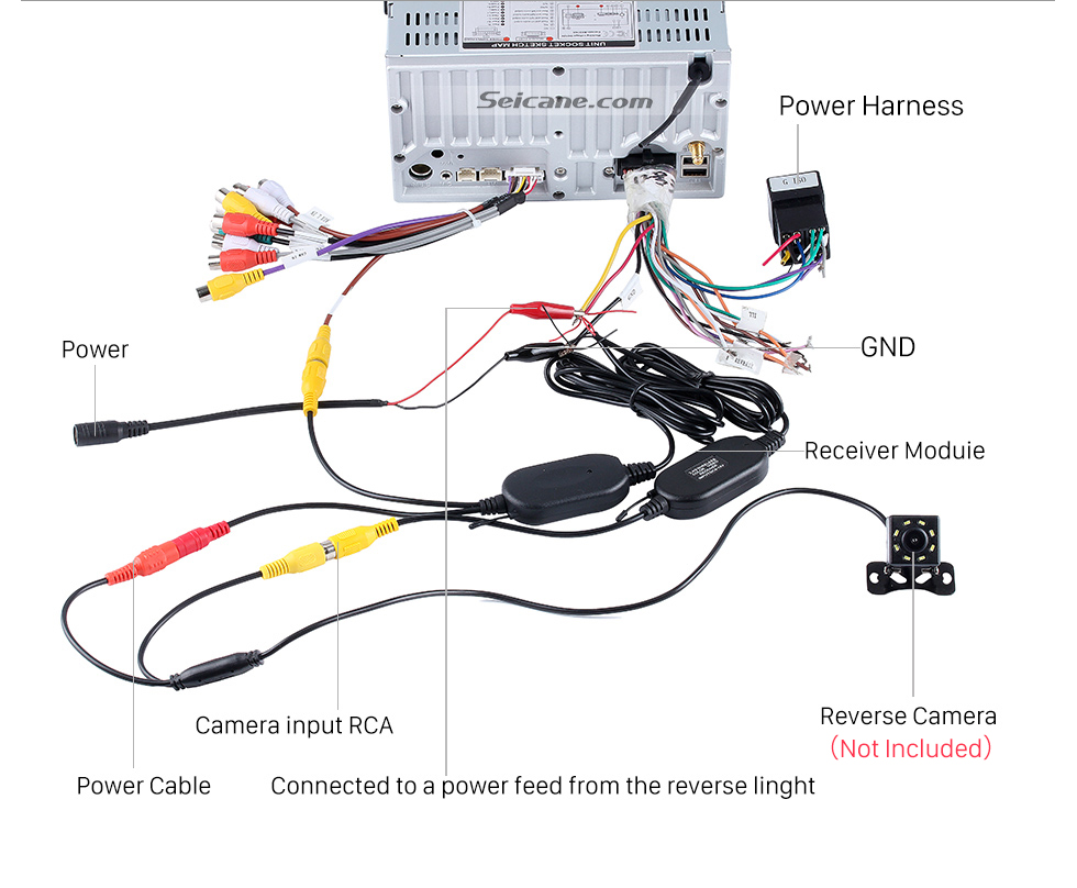 seicane high quality 2.4g wireless module for rear view camera car reverse  backup parking|camera wireless car|wireless rear viewcar wireless reverse  camera - aliexpress  www.aliexpress.com