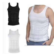 Buy Slimming Shaper Vest Men Slimming Belt Body Shaper Gym Corset Tummy Waist Trainer Training Corsets Sport Vest for $6.31 in AliExpress store