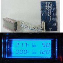 "Pure sine wave inverter driver board EGS002 ""EG8010 + IR2110""driver module + LCD"