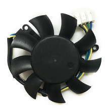 Buy NVS 310/315 GPU Cooler Diameter 45mm 0.19A 2pin Graphics card cooling Fan Nvidia NVS310 NVS315 Video Card cooling for $9.19 in AliExpress store