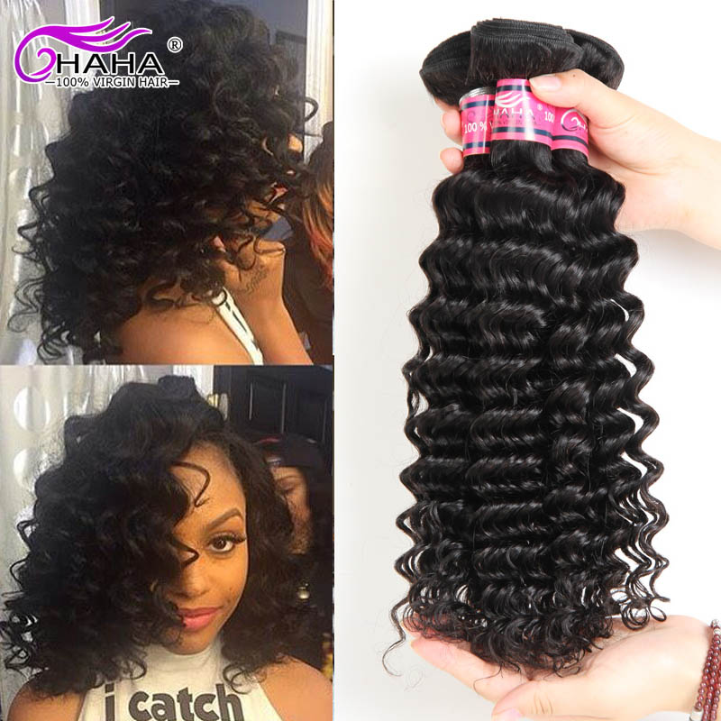 7a peruvian unprocessed virgin  deep wave peruvian hair bundles top hair vendors 4pcs lot pervian deep wave curly natural color<br><br>Aliexpress