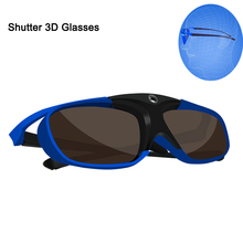 XGIMI DLP Link Shutter 3D Glasses active LCD Glass Wide Angle For H1S  H1 Z4 Auora Z4 Air Z3 Projector Sharp LG Sony theater