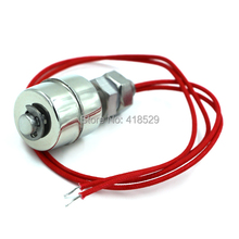 5pcs Stainless Steel Water Float Level Switch Liquid level Switch Sensor