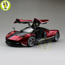 1/18 Pagani Huayra Special edition Diecast Supercar Sport Car Model Welly 11007 Gift TOY Hobby Collection(China)