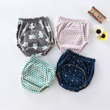 Infant Toddler Girls Boys Diper Cover Panties Baby Girls For Lovely Newborn Baby Shorts Pant Bloomers