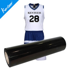 Q6 Kenteer high quality PVC heat transfer vinyl for bags 50cm*25m one roll