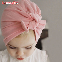 Spring autumn Cotton Baby Hat For Girls Boys Newborn Bohemia Style Baby Hat Accessories(China)