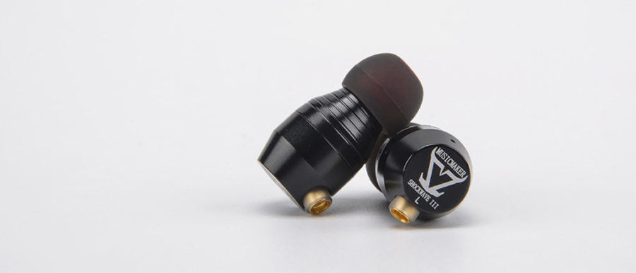 TONEKING 4BA With 1 DD in Ear Earphone Colorful Gear Custom Made Hybrid Around Ear Earphone With MMCX Plated Earphone