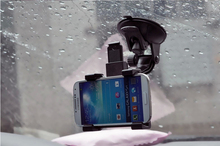 Universal Car Mount Windshield Cradle Holder For Lenovo IdeaTab A3000, A1000,A2107 A2107A A2207,For HP Slate 7 2800