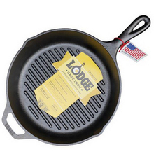 Cast Iron frying pan/ No oil fumes / non-stick pan / Easy to clean/ Ergonomic design/ Rugged/ durable/  Frying pan 281112