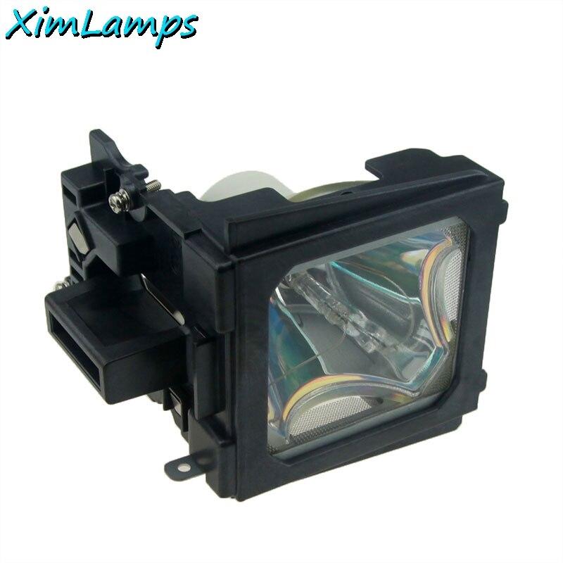 AN-C55LP/BQC-XGC55X/Replacement Compatible Projector Lamp with Housing for SHARP XG-C55 XG-C58 XG-C58X XG-C60 XG-C68<br>