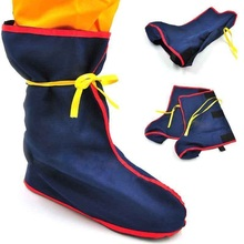 Takerlama Anime Super Dragon Ball Z Son Goku Kurin Kame Sennin Cosplay Boots Shoes Cover Costume Cosplay Xmas Gift Costume(China)