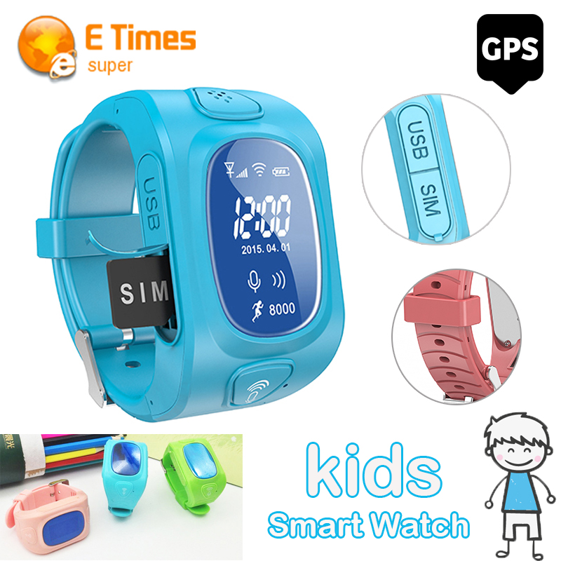 GPS Watch GW300 WIFI Position Smart Watch Children SOS Calls Location Finder Tracker For Kids Safe Anti Lost Monitor pk Q50 Q90<br><br>Aliexpress