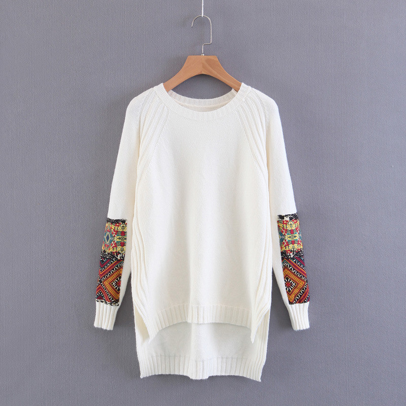 Swaggy HTB1AAKXbyP85uJjSZFIq6xISXXaS Langer Jumper Vintage Pullover