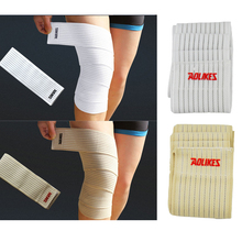 Free Shipping 180cmX7.5cm Elastic Bandage Tape Sport Knee Support Strap Knee Pads Protector Band Ankle Leg Wrist Wrap